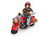 Miniatura Moto Charuto