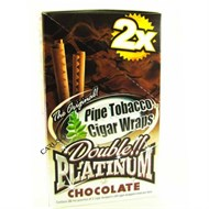 Seda Blunt Wraps Chocolate Caix com 25