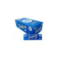 Seda Smoking Blue caixa com 50 livretos