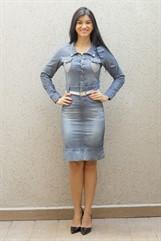 Vestido Kassia - 8087 - Joyaly