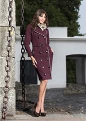 Trench Coat Italiano - Joyaly - 8826