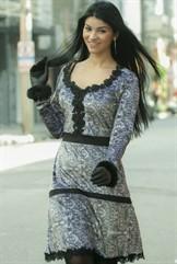 8982 - Vestido La Belle - Joyaly