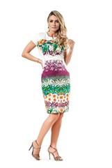 Vestido Angélica - 8521