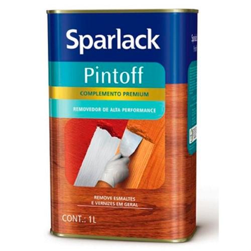Removedor de Tinta e Verniz Pintoff 1 L