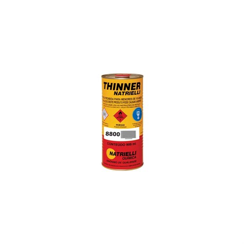 Thinner 8800 Natrielli - 900ml