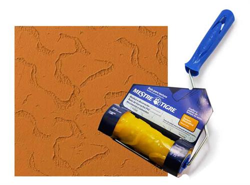 Rolo - Efeito Granito - 17cm - 3303