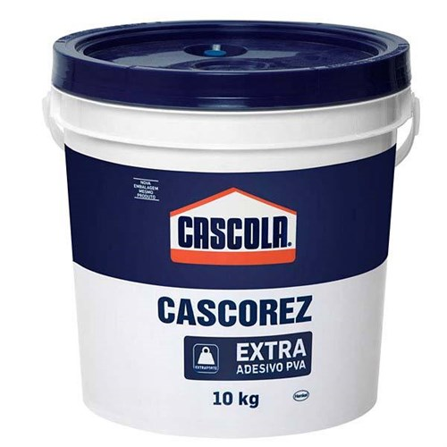 Cola Branca Cascorez Extra Balde 10 kg