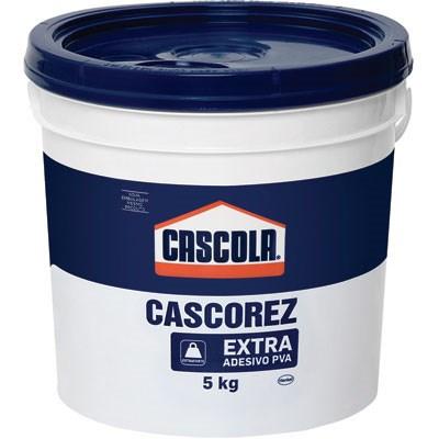 Cola Branca Cascorez Extra Balde 5 kg