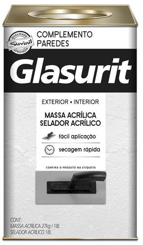 Glasurit Massa Acrílica 18 L