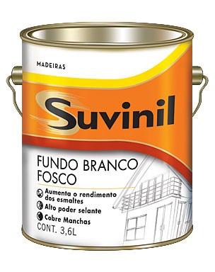 Suvinil Fundo Branco Fosco 3,6 L