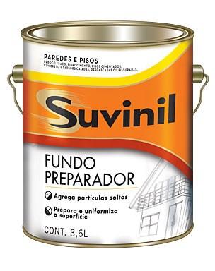 Suvinil Fundo Preparador 3,6 L