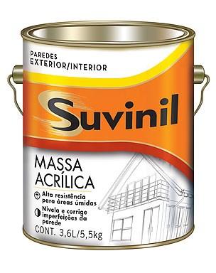 Suvinil Massa Acrílica 3,6 L