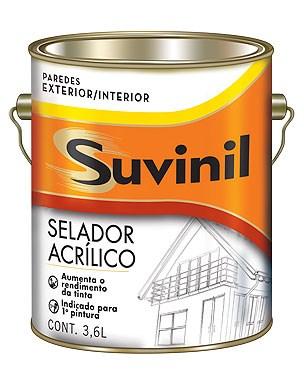 Suvinil Selador Acrílico 3,6 L