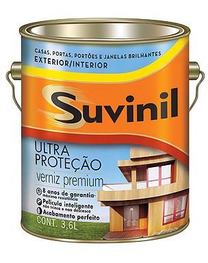Suvinil Verniz Ultra Proteção 3,6 L
