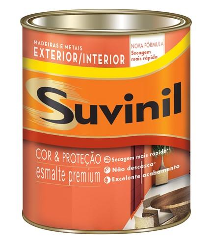Suvinil Cor e Proteção Esmalte Brilhante 225 ml