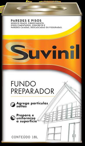 Suvinil Fundo Preparador 18 L