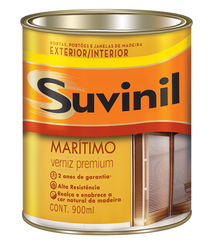 Suvinil  Verniz Marítimo  0,9 L