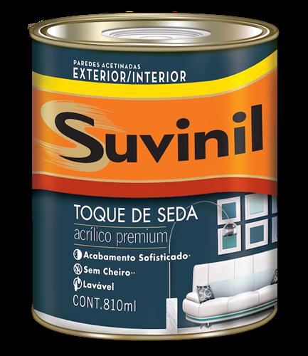 Suvinil Toque de Seda - Self Color 0,81 L