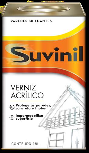 Suvinil Verniz Acrílico 18 L