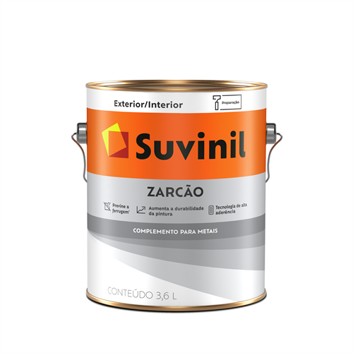 Suvinil Zarcão Universal 3,6 L