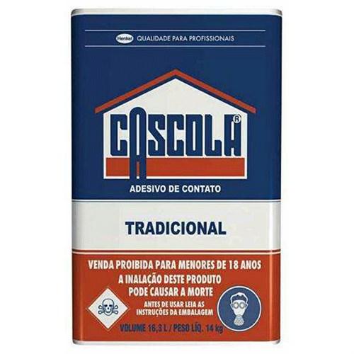 Cascola Tradicional 14kg