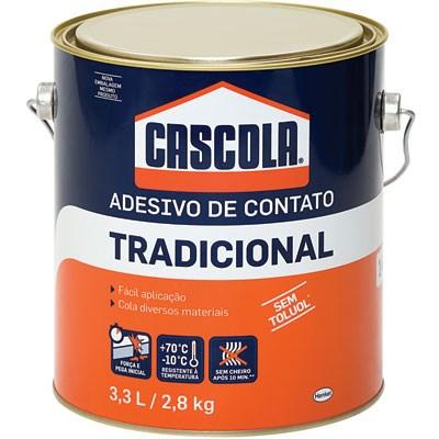 Cascola Tradicional 2,8 kg