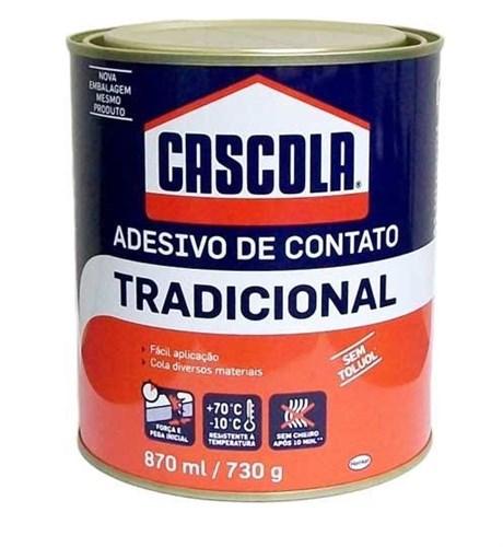 Cascola Tradicional 730 g