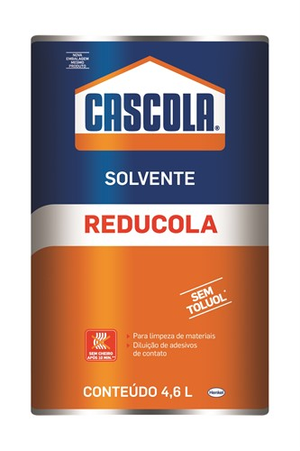 Diluente Reducola Cascola 4,6 L