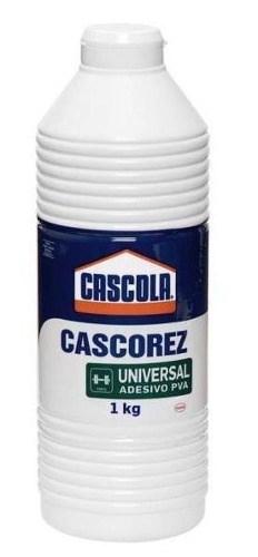 Cola Branca Cascorez Universal 1kg