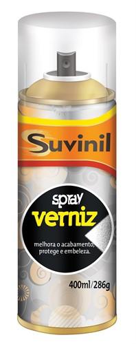 Suvinil Spray Verniz - Brilhante