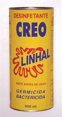 Desinfetante Creolimpa Linhal 0,9 L