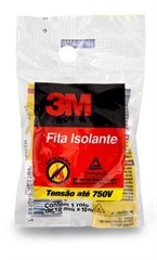 3M Fita Isolante Imperial Slim 18mm x 10m