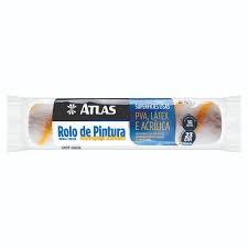 Atlas Rolo Anti Respingo Lã Sintética 773/10 - 23cm