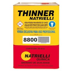Thinner 8800 Natrielli - 18L