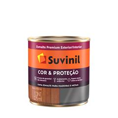 Suvinil Cor e Proteção Esmalte Brilhante Branco 225 ml