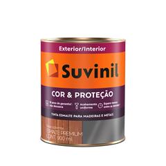 Suvinil Cor e Proteção Esmalte Fosco 0,9 L
