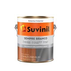 Suvinil Esmalte Premium Sempre Branco 3,6L