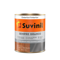 Suvinil Esmalte Premium Sempre Branco 900ml