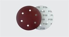 Nauber Disco de Lixa G150 225MM - 6 Furos