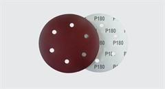 Nauber Disco de Lixa G180 225MM - 6 Furos