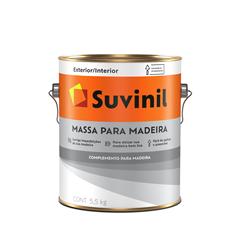 Suvinil Massa para Madeira 3,6 L
