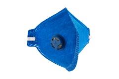 Delta Mascara Respirador Valvulado PFF2 Pro Agro