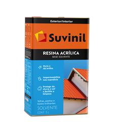 Suvinil Resina Acr. Base Solvente(TELHAS, PEDRAS & TIJOLOS) 5L