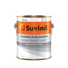 Suvinil Seladora para Madeira 3,6 L