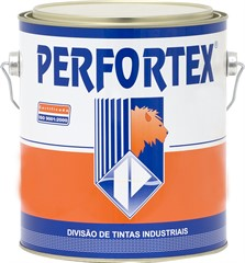 Borracha Clorada Pefortex Branca - 3,6 L