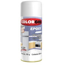 Spray Colorgin Epoxy