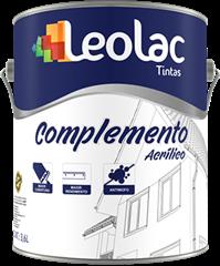Leolac Selador Acrílico Pigmentação Branco 18L