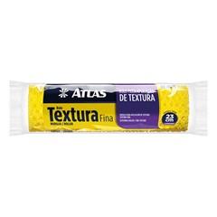 Atlas Rolo Textura Fina 110/75 - 23cm
