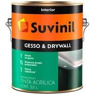 Suvinil Gesso e Drywall 3,6 L