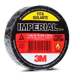 Fita Isolante Imperial Slim 18mm x 20m